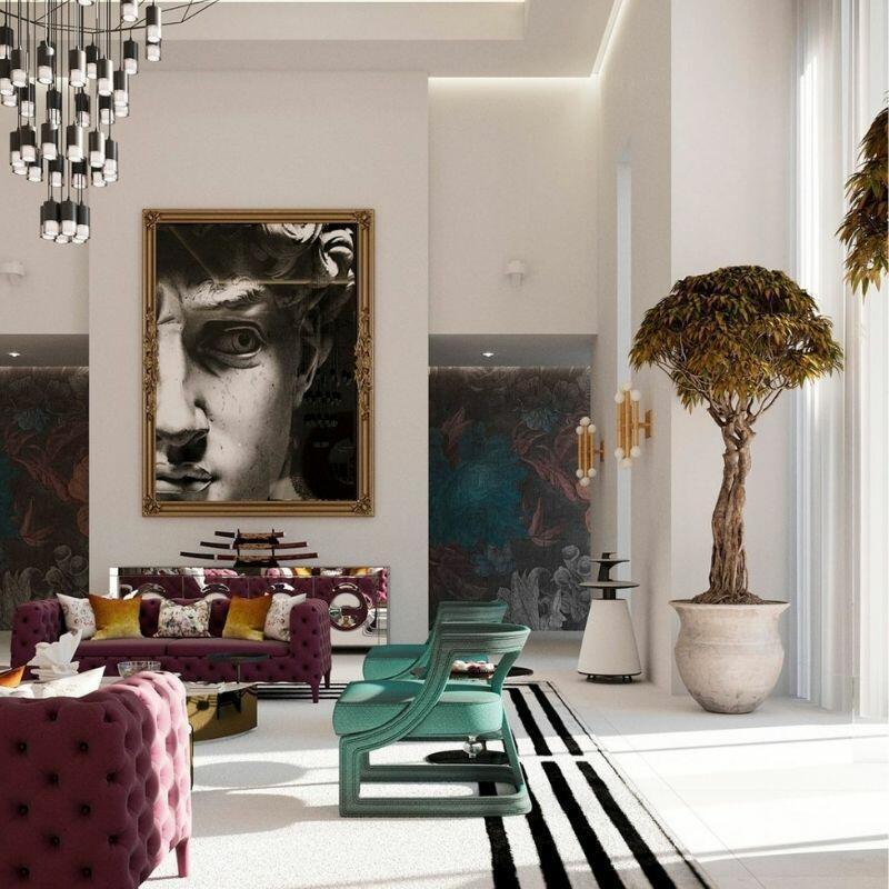 Mesmerizing Classic x Contemporary Home Design