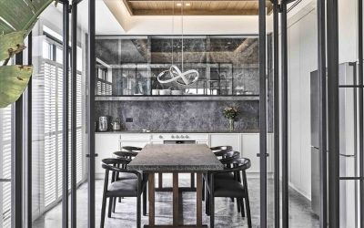 Captivating Modern x Vintage Interior Design in Istanbul