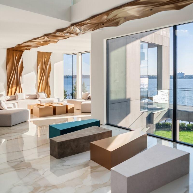 Stunning Landed Residence @ Great Neck Bay - Long Island