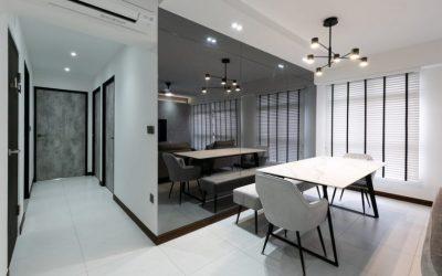 Monochromatic Japandi Interior Design for Minimalist Lovers