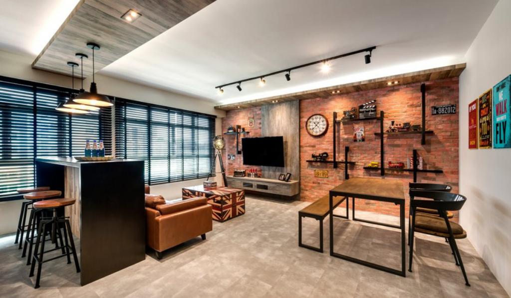 Living Room By Art Decor Design Studio Pte Ltd 1024x597, Design Authority