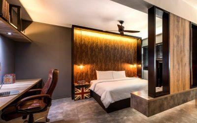 Rustic x Modern Industrial Interior Design @ Yishun 504D HDB Flat