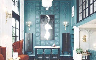 Opulent & Sophisticated Commercial Interior Design @ Jet Dentist