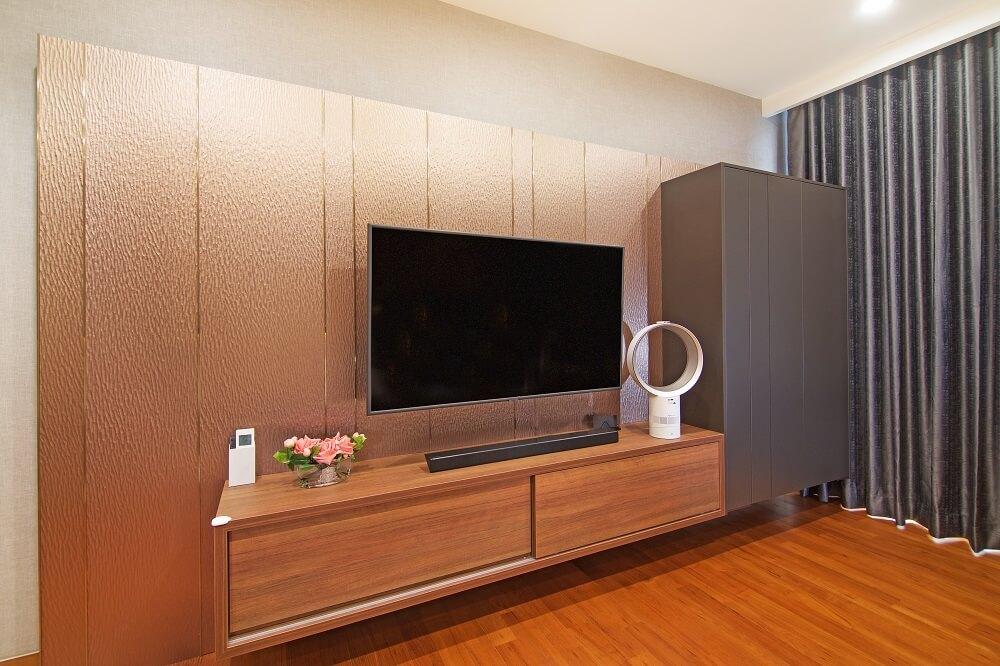 ArtDecor Design Studio Landed House Interior Design Singapore TV Console 3, Design Authority