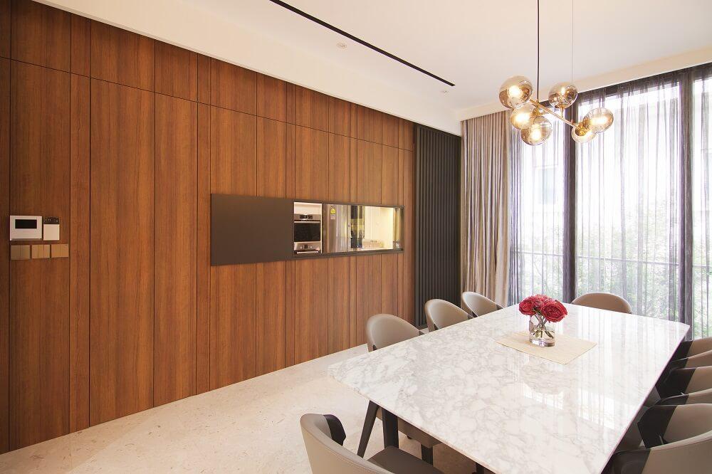 ArtDecor Design Studio Landed House Interior Design Singapore Dining Room 3, Design Authority