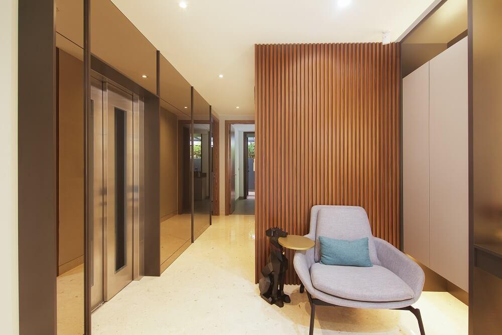ArtDecor Design Studio Landed House Interior Design Singapore Hallway, Design Authority