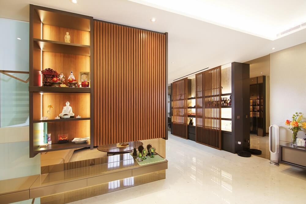 ArtDecor Design Studio Landed House Interior Design Singapore Living Room 2, Design Authority