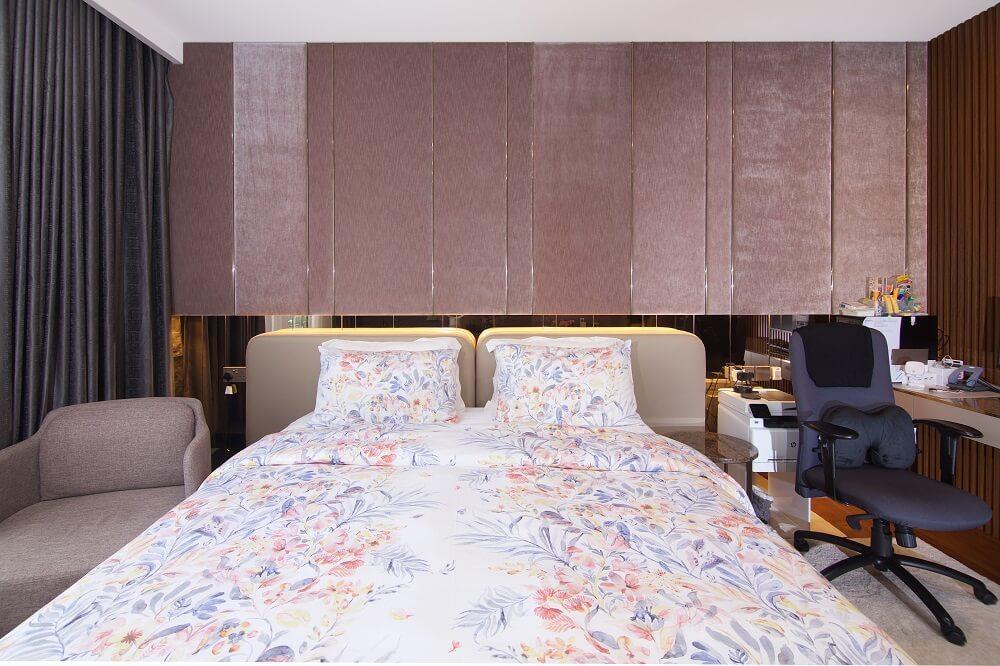 ArtDecor Design Studio Landed House Interior Design Singapore Master Bedroom, Design Authority