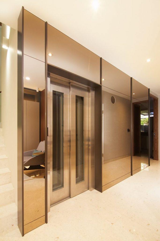 ArtDecor Design Studio Landed House Interior Design Singapore Private Lift 683x1024, Design Authority