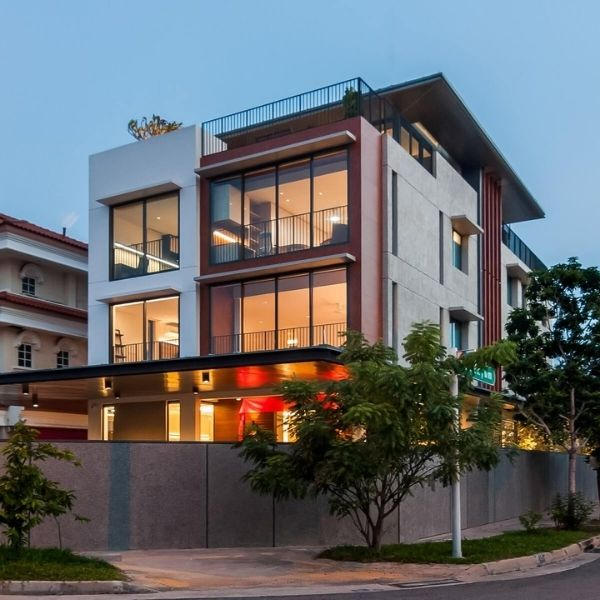 RSDS Architects, Design Authority