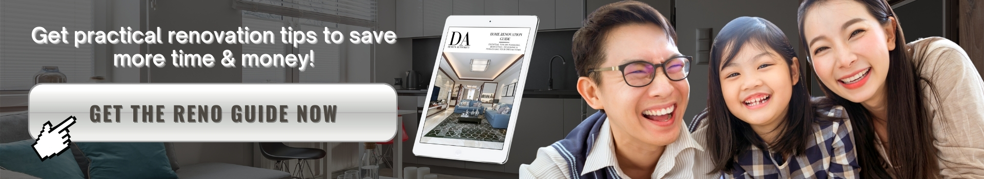 home renovation guide by Design Authority