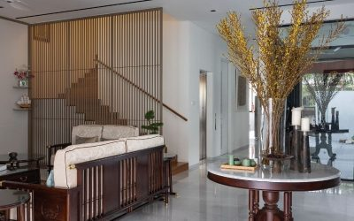 A Classy Home That Embodies Family Heritage & Chinese Culture