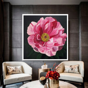 Blooming Peony by the ark souk