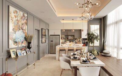 Modern Interior Design for Luxury Homes