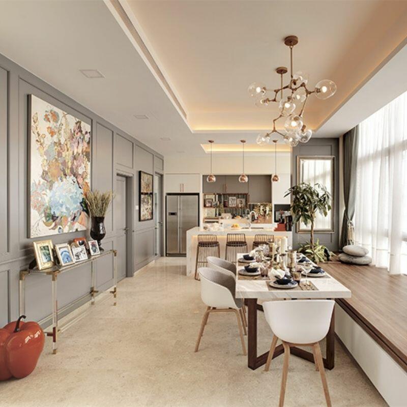 interior design by Prestige Global Designs